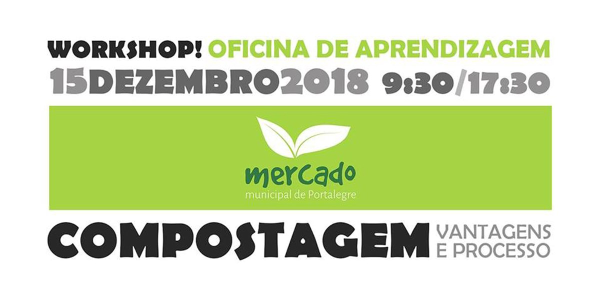"Workshop ""Compostagem Doméstica"""